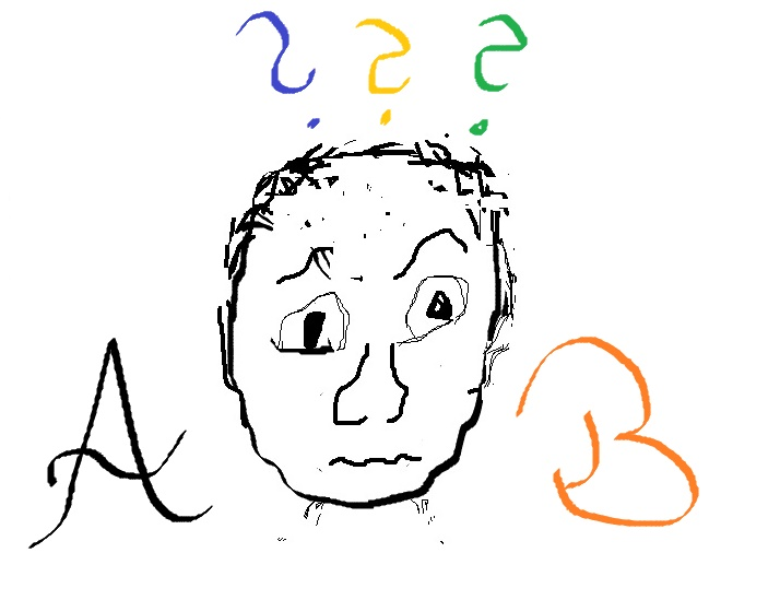 A oder B--------skizze