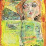 Kunstbild der Malerin Angela Sohler de Vos als Illustration zum BeraTina Interview