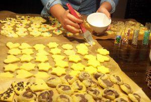 BeraTina Kekse backen zu Weihnachten