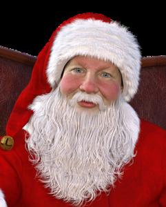 BeraTina Weihnachtsgeschichte Engel Julius freut sich, dass der Weihnachtsmann ihn gefunden hat