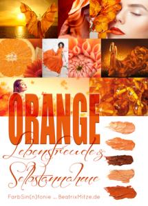 Beatrix Mitzke sagt Im BeraTina-Interview Meine Farbe ist Orange