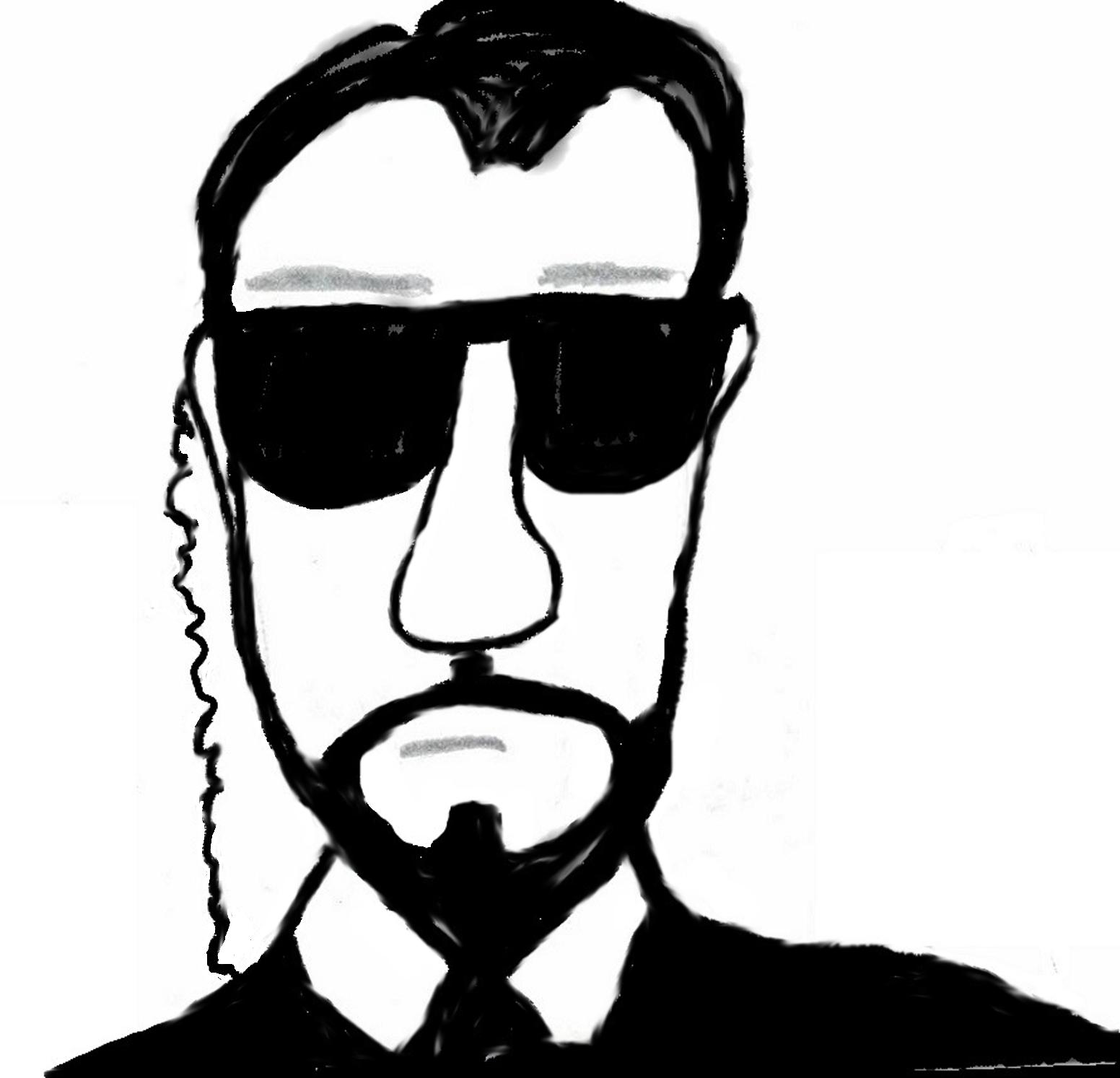 BeraTina präsentiert das satirische Fachbuch von ERwin Kostna Und morgen bin ich Bodyguard