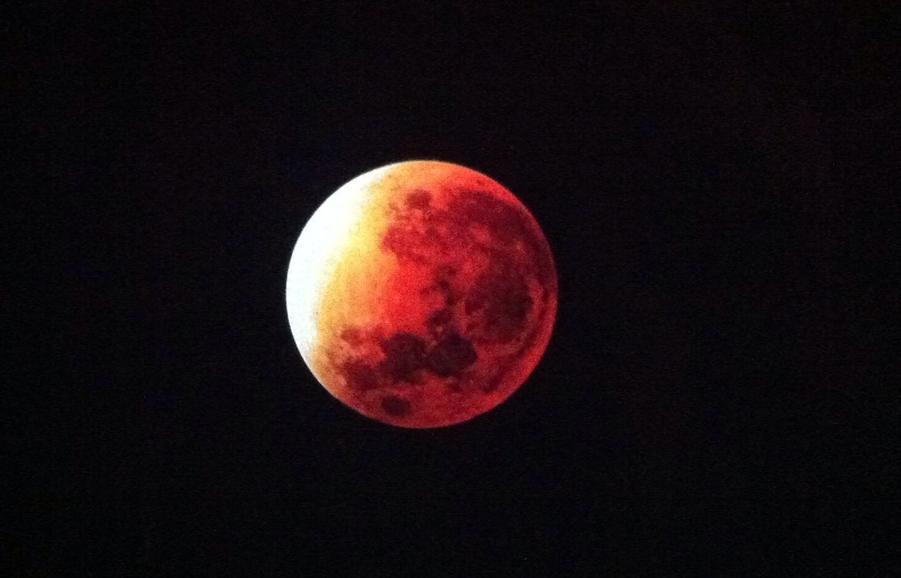 Kurzgeschichte zum Thema Hinter dem Mond von Martina Decker alias BeraTina