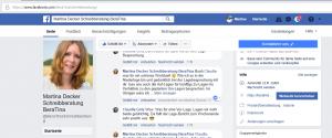 BeraTina auf FB Wortgefecht mit Claudia Götz