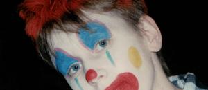 Der Clown in mir lacht auch mit dir - BeraTina Verse für jeden Tag