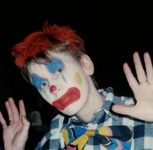 Beratina Verse Der Clown in mir Lyrik für jeden Tag