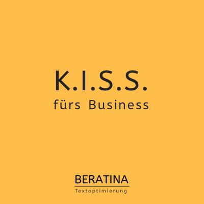 BeraTina Schreibratgeber für einfaches Schreiben im Business