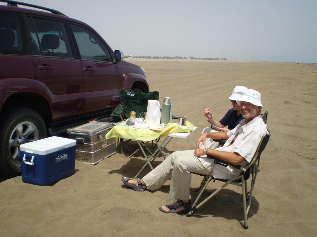 BeraTina Interview - Autor Dieter Fuch Weihnachten in der Wüste