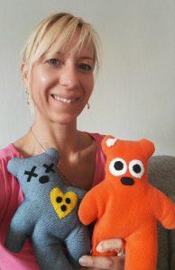 Anja Bohr Beertys Teddys mit Behinderung im BeraTina Interview