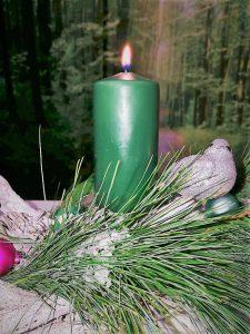 Weihnachtsinterview Für das Gute Leben bei BeraTina