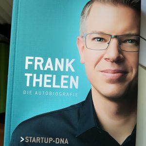 BeraTina zu der Autobiografie von Frank Thelen Die Höhle der Löwen Investor